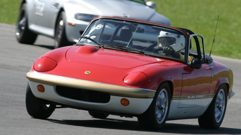 Picture of Elan Thunderhill Raceway
