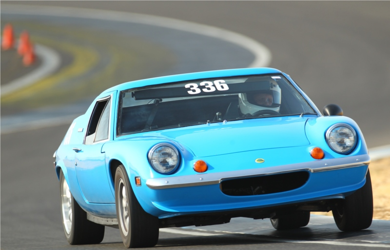Picture of Europa at Thunderhill