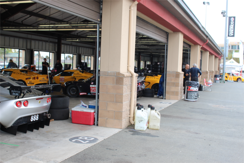 Picture of LotusCup garages at Sonoma