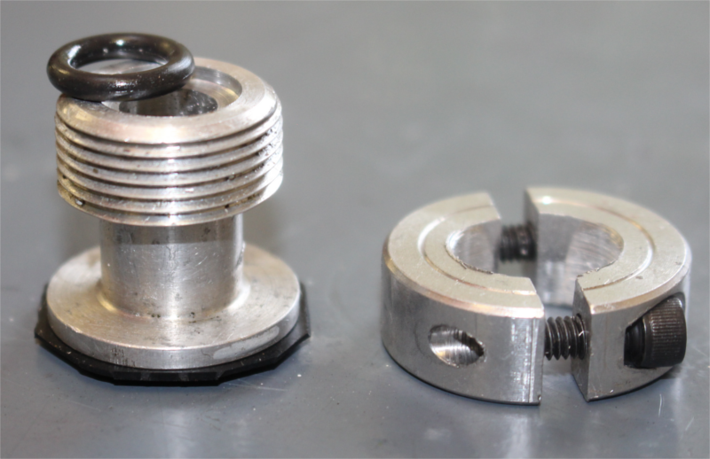 picture of Elan machined part